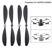4Pcs Drone Propellers Blades Wings Accessories Parts For GoPro Karma Black
