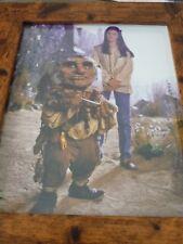 Framed Original Print Jim henson Labyrinth loot crate DX #10 Jennifer Connelly