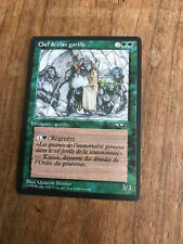 carte magic the gathering N329 chef de clan gorille