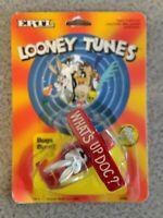Vintage 1989 ERTL Looney Tunes Diecast Metal Bugs Bunny Plane What's Up Doc?