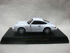 1:64 Kyosho PORSCHE 911 RS 964 White Diecast Model Car