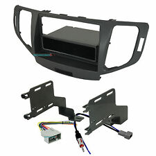 ACURA TSX CAR STEREO SINGLE/ISO-DIN RADIO INSTALL DASH KIT W/ WIRES 99-7805CH