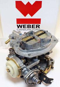 Weber 32/36 DFEV Carburetor New Electric Choke Weber - Genuine European 22680070