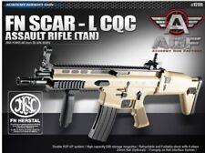 Academy #17111 FN SCAR-L CQC Assault TAN Rifle Spring Powered Airsoft Gun 6mm BB
