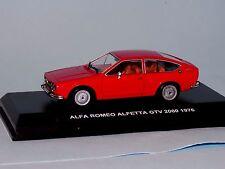 ALFA ROMEO ALFETTA  GTV  2000 1976 802421 EG 1:43