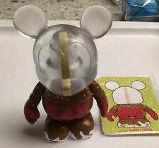 Cutesters Too 2 Chaser Red Candy Apple Disney VINYLMATION WDW Authentic w Card