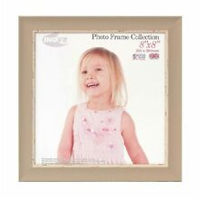Inov8 British Made Traditional Picture/Photo Frame, Square 8x8-inch, Pack of 2
