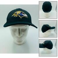 New Era Men's Baltimore Ravens Fitted Cap Hat Football NFL Black M/L NEW