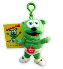 5.5″ Singing Gummibär (The Gummy Bear) Clip On Plush Toy