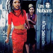 LES NUBIANS - PRINCESSES NUBIENNES - CD, 1998
