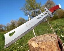 Una hermosa machete 51cm huntingknife machette coltello couteau cutit m021