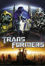 Transformers (DVD, 2007) NEW