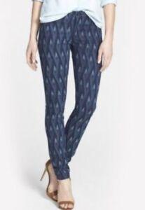 MARC BY MARC JACOBS Women's Size 24 Skinny Jeans Gaia Diamond Flame Print NWT