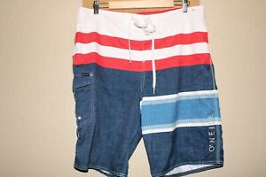 "O'Neill Hommes 36 "" Taille Boardshorts/ Surf/ Natation Combiner Envoi Remise"