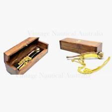 Key Chain -  Boatswain's Whistle