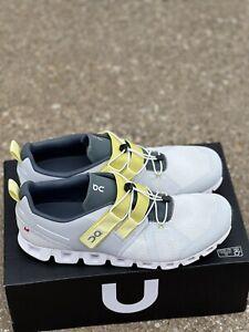 ON Cloud Nexus Men's Size US 11 Glacier Limelight Running Shoes
