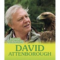 David Attenborough (Super Scientists) by Ridley, Sarah, NEW Book, FREE & Fast De