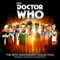 O.S.T. - Doctor Who: The 50th Anniversary Collection (4CD)