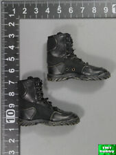 1:6 Scale VTS VM-027 The Revenger Ultimate Edition - Black GSG9 Combat Boots