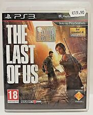 The Last of Us -  PS3 - PlayStation 3 PAL
