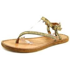 Calzado de mujer sandalias con tiras planos talla 37.5