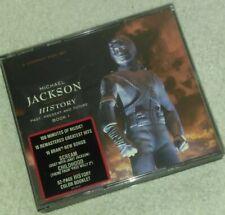 Michael Jackson history past present and future cd disc set