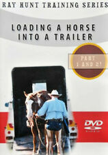 Loading a Horse Into a Trailer by Ray Hunt - Trailer Loading DVD - BRAND NEW