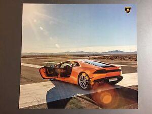 2015 Lamborghini Huracán LP 610-4 Coupe Picture, Poster - RARE!! Awesome L@@K