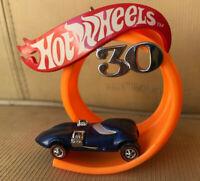 1998 Hot Wheels 30th Anniversary Hallmark Keepsake Christmas Ornament Twin Mill
