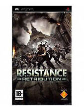 Resistance: Retribution (Sony PSP, 2009)