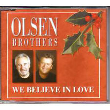 MAXI CD EUROVISION 2000 Danemark : Olsen Brothers	Fly on the wings of love new