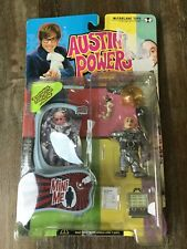 Austin Powers Series 2 Moon Mission Mini Me Action Figure Rare!