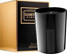 Elizabeth and James Nirvana Black Candle 10 oz
