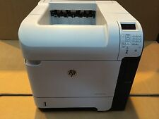 HP Enterprise LaserJet M602DN M602 A4 USB Duplex Network Laser Printer Warranty