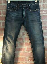 Dior Homme AW09 Jake jeans 17.5 Sz 30 Hedi Slimane rare