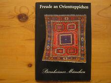 Bernheimer: Freude an Orientteppichen, 1975, selten (Kaukasus)