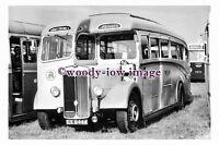 ab0050 - Armstrong's Coach Bus - EX 6444 - photograph 6x4