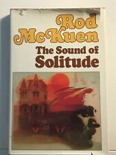The Sound of Solitude by Rod McKuen (1983, Hardcover) - SIGNED & DATED