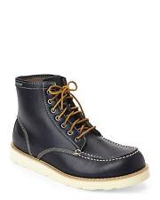 Eastland Men's Lumber Up Navy Leather Boot 7241