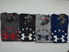 Under Armour Men's Freedom Tactical Short Sleeve Tee NWT 4th of July