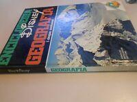 LIBRO: ENCICLOPEDIA GEOGRAFIA I CINQUE CONTINENTI DISNEY - A.MONDADORI ED.