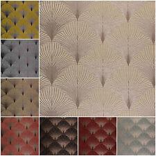 Fibre Naturelle New York Art Deco Nouveau Chenille Curtain Upholstery Fabric