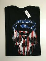 Superman Punisher Tee Shirt