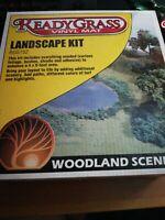 NOS Woodland Scenics Ready Grass Landscape Kit RG5152