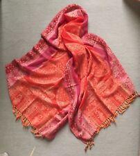 Écharpes et châles étoles avec des motifs Cachemire pour femme   eBay 99d10800532