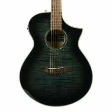 Ibanez AEWC400TKS Acoustic Electric Guitar - Black