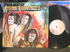 israel vibration the best of '78 '80 lp vinyl orig reggae sonic sounds RARE!!
