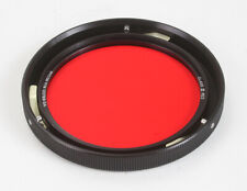 """HYCON CLASS III RED FILTER, PART NO. 120769-3A, 3-PIN MOUNT ~4""""/177035"""
