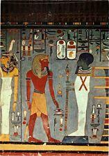 CPM EGYPTE Le roi gratifiée de vie par Ptah et Maat (343444)