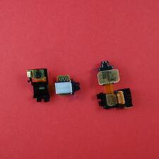 Original Sony Xperia Z3 Audio câble flexible Douille Microphone Prise Jack